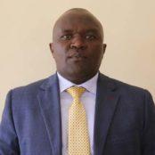 Emmanuel Kisangau- CECM.Agriculture,Water &Livestock Development