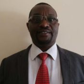 Geoffrey Kyangangu- C.O Education,ICT & Youth Development(Department of Youth Development)