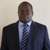 Godfrey Zakayo- C.O Tourism,Sports & Culture.