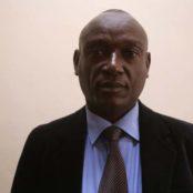 Joseph Kimanga Mutua - CO Environment and Natural Resources